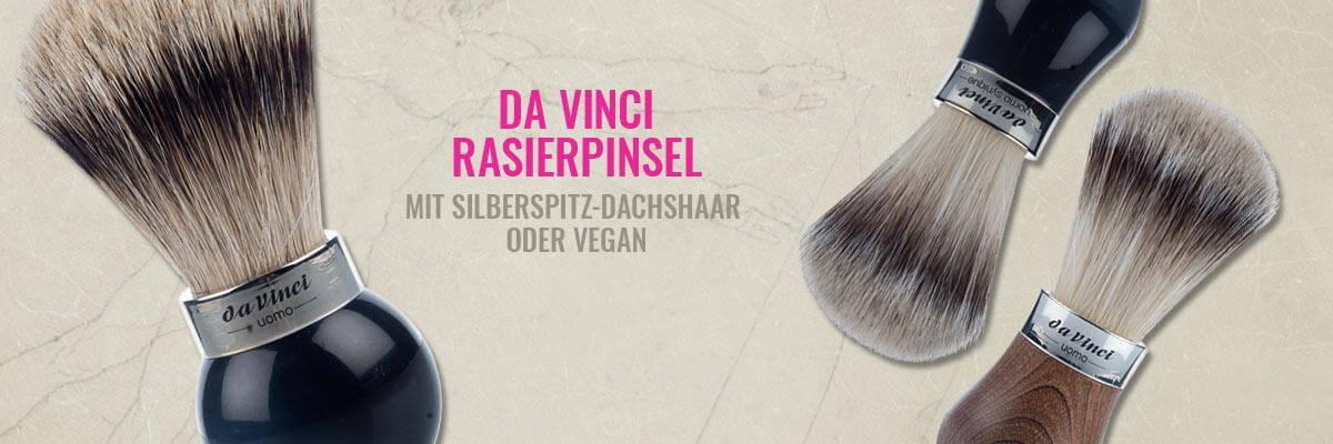 Da Vinci Rasierpinsel DE