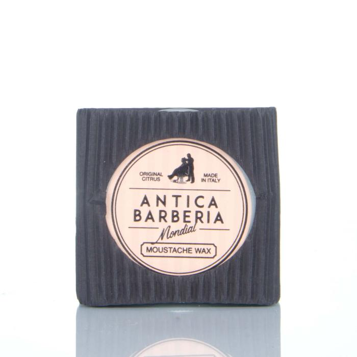 Mondial Antica Barberia Bartwachs Moustache Wax Original Citrus 30 ml