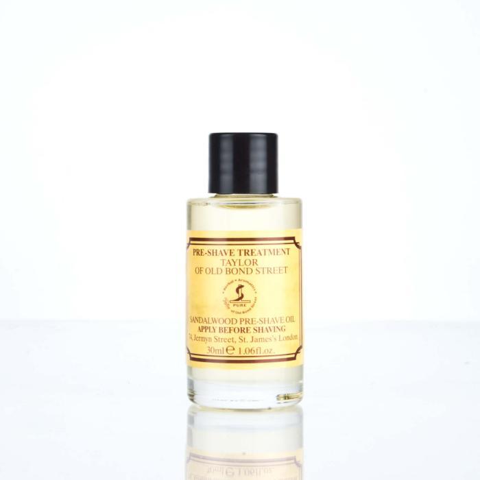 Taylor Of Old Bond Street Pre Shave Oil Sandelholz Rasieröl 30 ml