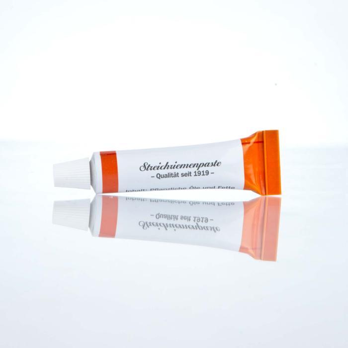 Herold Pflegepaste für Abziehriemen rot