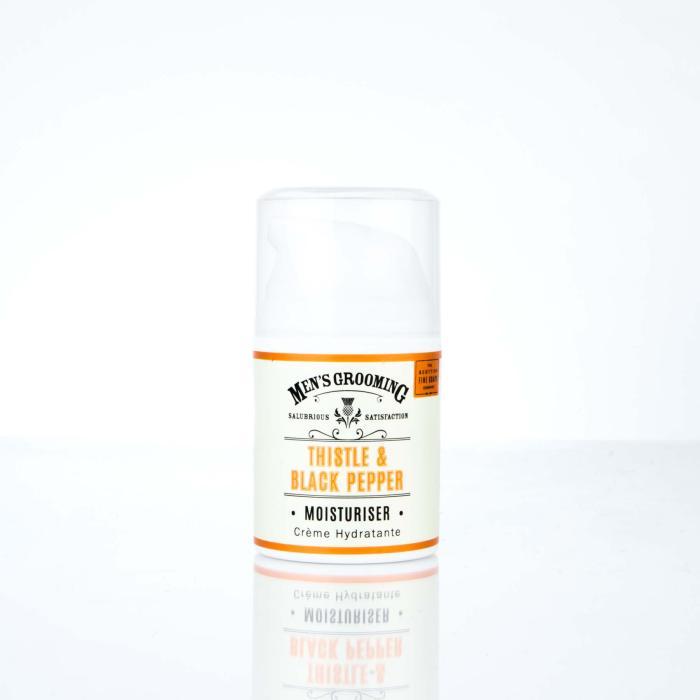 Scottish Fine Soaps Moisturiser Creme Feuchtigkeitscreme 50 ml