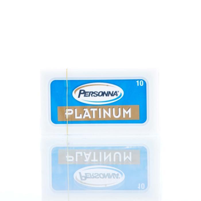 Personna Platinum Rasierklingen 10er Pack