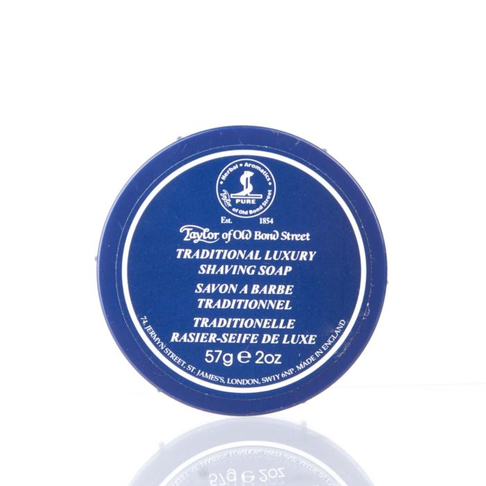 Taylor of Old Bond Street Traditional Luxury Shaving Soap 57g