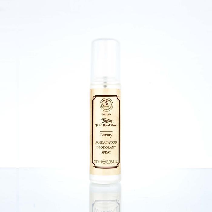 Taylor Of Old Bond Street Luxury Deodorant Spray Sandelholz 100ml