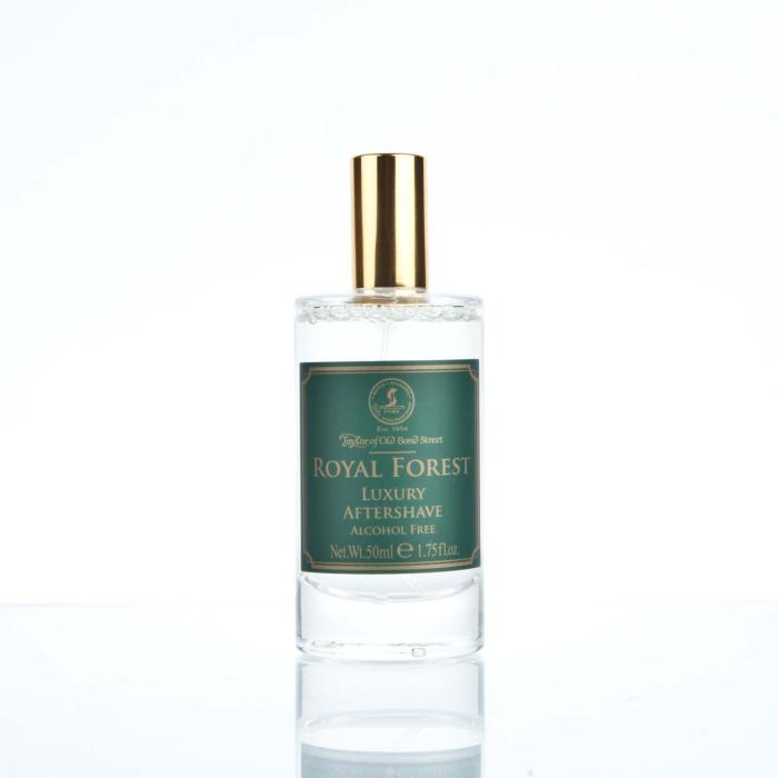 Taylor Of Old Bond Street Royal Forest Luxury Aftershave 50ml