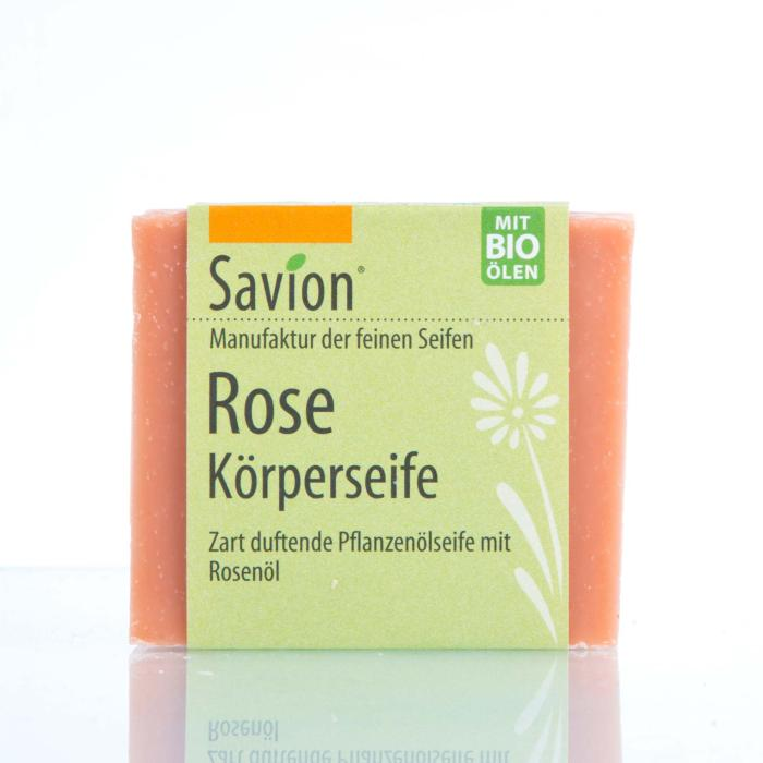 Savion Rosen Seife Hand- und Körperseife 80g Block