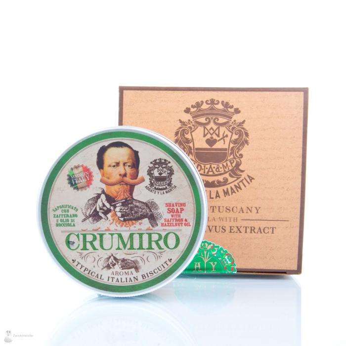 Abbate Y La Mantia Crumiro Rasierseife 150ml