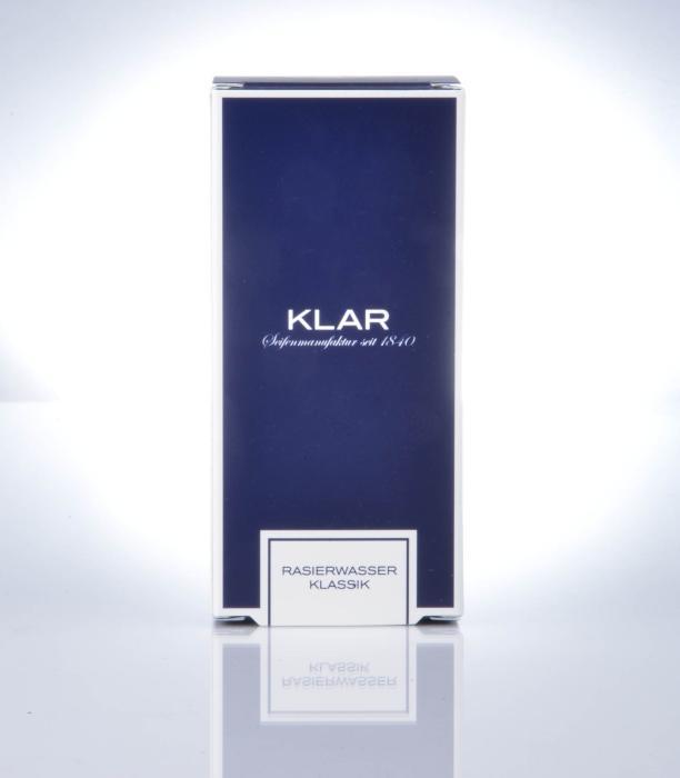 Klars Rasierwasser Klassik 50 ml