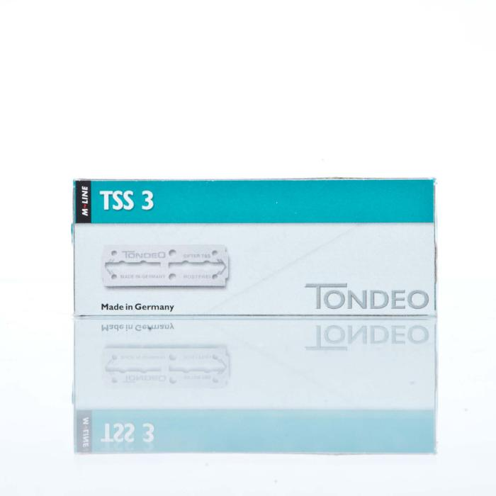 TSS 3 Tondeo Klingen für Wechselklingenmesser extra lang 10er-Box