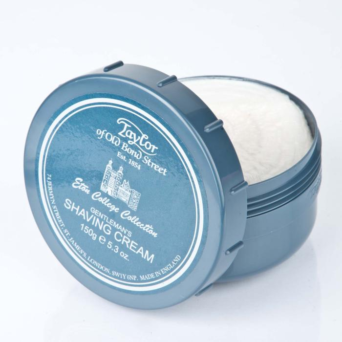 Taylor of Old Bond Street Eton College Collection Shaving Cream - Rasiercreme