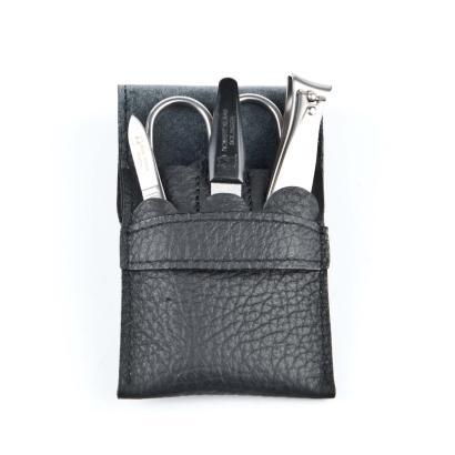 Robert Klaas Maniküre-Set Capri S 4-teilig schwarz