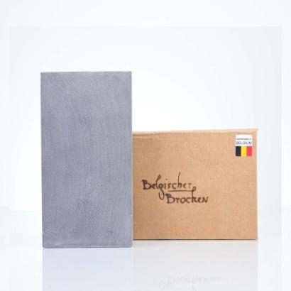 CotPyr Natur- Kombistein 150 x 80 mm Schleif- und Polierstein