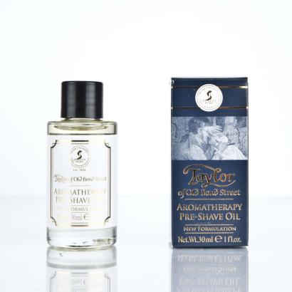 Taylor Of Old Bond Street Pre Shave Oil Aromatherapy Rasieröl 30 ml
