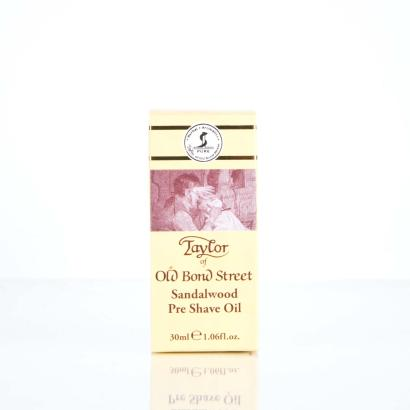 Taylor Of Old Bond Street Pre Shave Oil Sandelholz Rasieröl 30 ml