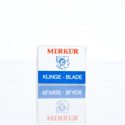 Merkur Rasierklingen 10 Stück für Merkur Schnurrbartrasierer 90907000