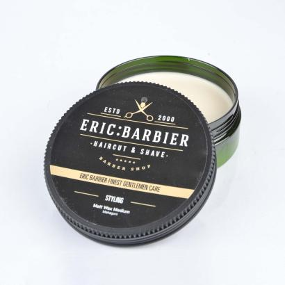ERIC:BARBIER Matt Wax Medium Haarwachs Mahagoni 100 ml