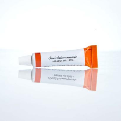 Herold Pflegepaste für Rasierriemen rot