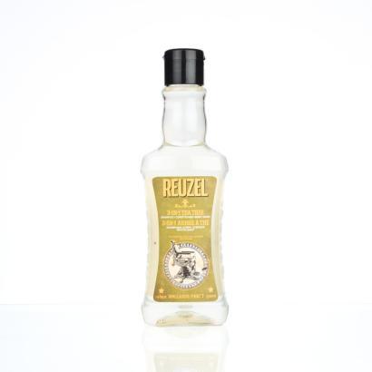 Reuzel 3-IN-1 Tea Tree Shampoo 350 ml