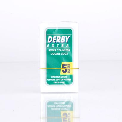 Derby Extra Rasierklingen 5er Pack