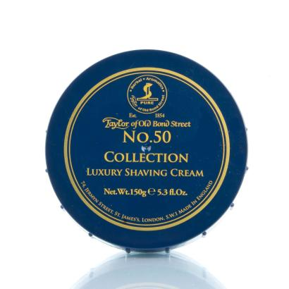 Taylor of Old Bond Street  - Taylor No. 50 Shaving Cream Rasiercreme