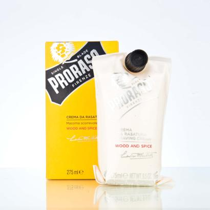 Proraso Rasiercreme Wood & Spice 275 ml