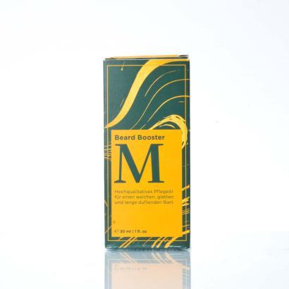 Elite Bartmann Beard Booster M Bart-Öl 30 ml