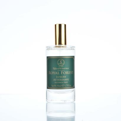 Taylor Of Old Bond Street Royal Forest Luxery Aftershave 50ml