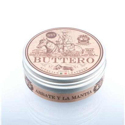 Abbate Y La Mantia Buttero Rasierseife 150ml