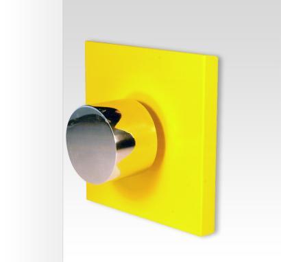 Der Haken (Gelb)