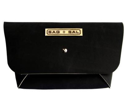 Sag+Sal Kulturtasche Black Edition - Long Journey
