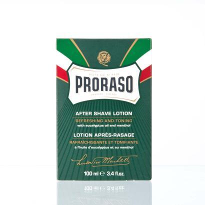 Proraso After Shave Lotion mit Eukalyptus und Menthol 100ml