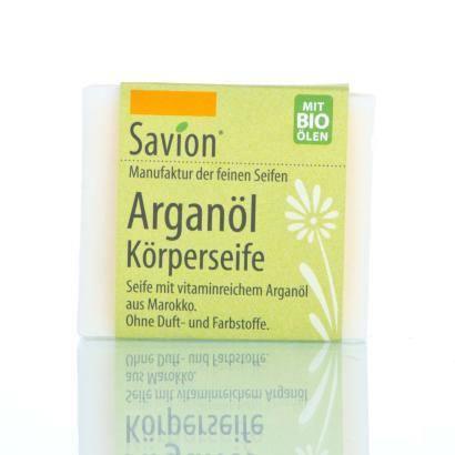 Savion Arganöl Körperseife 80 g