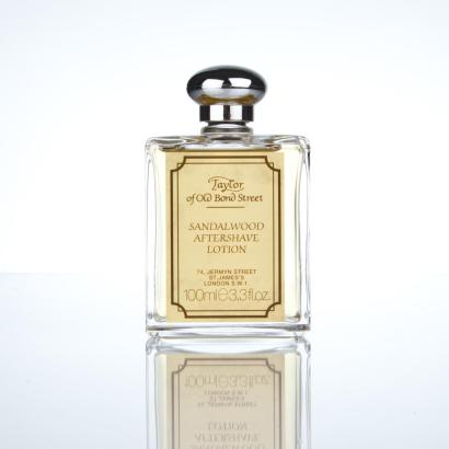 Taylor Of Old Bond Street Luxury Sandalwood Aftershave Lotion