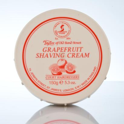 Taylor of Old Bond Street Grapefruit Shaving Cream - Grapefruit Rasiercreme