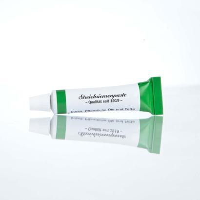 Herold Pflegepaste für Abziehriemen grün