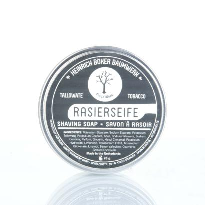 Böker Rasierseife Tallowate Tobacco 70g