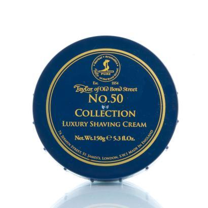 Taylor of Old Bond Street  - Taylor No. 50 Shaving Cream Rasiercreme
