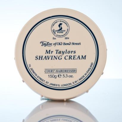 Taylor of Old Bond Street Mr Taylors Shaving Cream