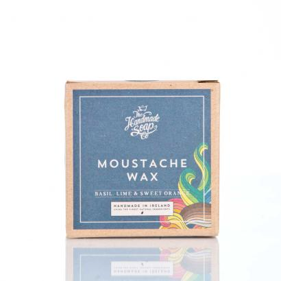 The Handmade Soap Co. - Schnurrbartwichse Moustache Wax 30g
