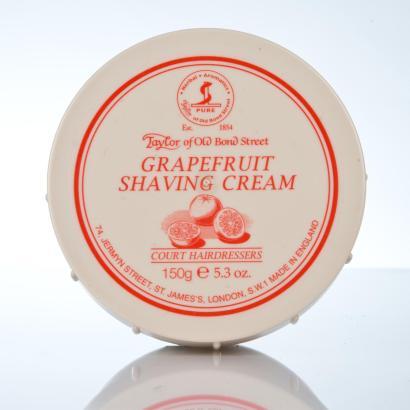Taylor of Old Bond Street Grapefruit Shaving Cream - Grapefruit Rasiercreme