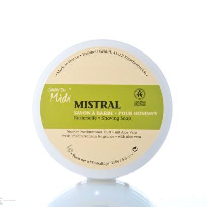 Savon Du Midi - Mistral -  Shaving Soap 150g