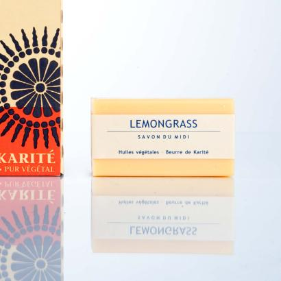 Savon Du Midi Lemongrass Seife